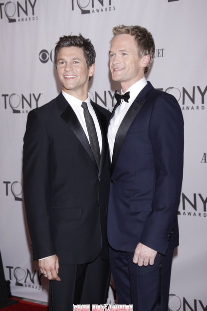 The 2011 65th Tony Awards Red Carpet Arrivals