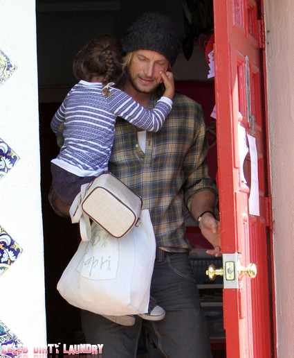 Breaking News: Tape Proves Gabriel Aubry Is the Victim in the Olivier Martinez and Halle Berry Brawl!