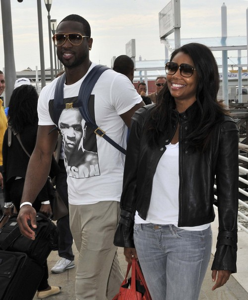 Gabrielle Union and Dwyane Wade Engaged - Ex-Wife Siohvaughn Funches Will Try To Ruin It For Him