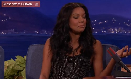 Gabrielle Union Loves Female Butt - Looking For a Threesome With Dwayne Wade?