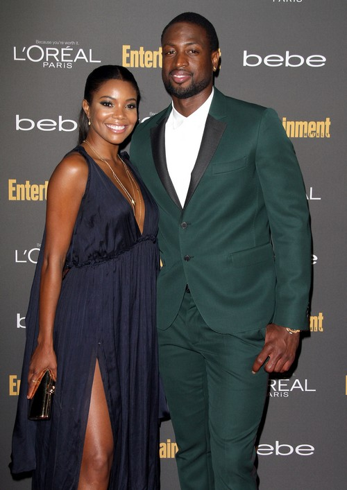 Gabrielle Union and Dwayne Wade Fight - Engagement Called Off as Gabrielle Skips Miami Heat NYC Party? (VIDEO)