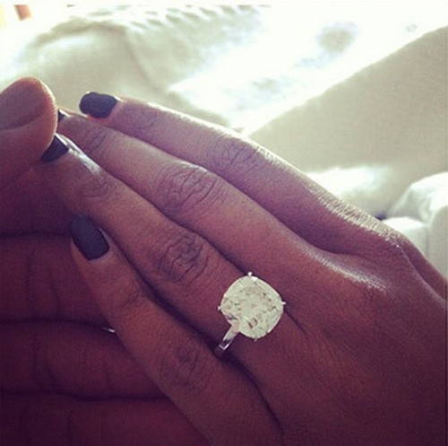 Gabrielle Union and Dwyane Wade Engaged