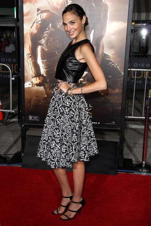 Gal Gadot TOO Skinny to Play Wonder Woman - Will the Fans Demand A Recast?