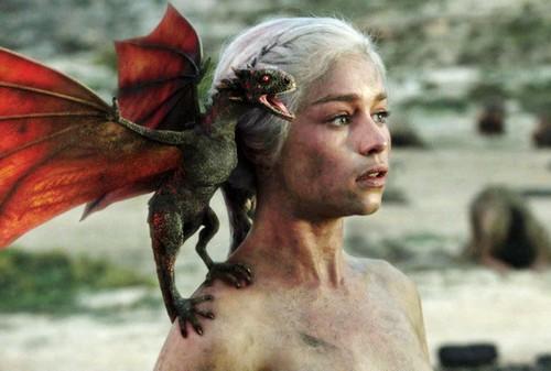 "Game Of Thrones RECAP 4/7/13: Season 3 Episode 2 ""Dark Wings, Dark Words"""