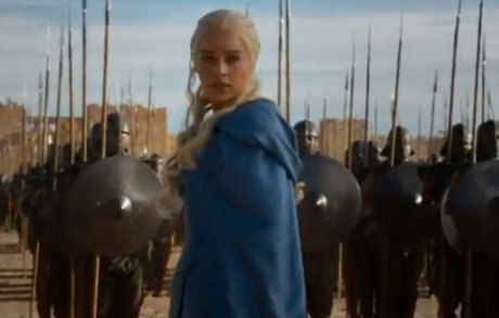 Game of Thrones Season 3: New Trailer Released and the Dragons Take to the Air!