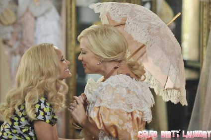 'GCB' 4/8/12 Season 1 Episode 6 'Turn The Other Cheek' Review