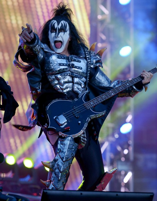 Gene Simmons Home Raided in Child Porn Investigation – KISS Star and Family NOT Suspects