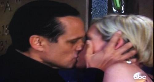 General Hospital Spoilers: Ava and Sonny Hook-Up Kiss in Quartermaine Crypt - Will They Marry To Avoid Testifying and Prison
