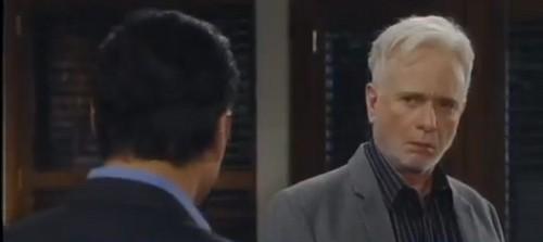General Hospital Spoilers: Is Luke's Imposter Bill Eckert, Julia Barrett's Lover - Both Hate Sonny Corinthos?