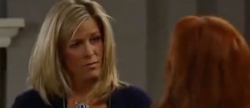 General Hospital Spoilers: Nathan Meets Lawyer - Shawn Warns Sonny Franco is Plotting - Carly Tells Bobbie Halloween Wedding Off