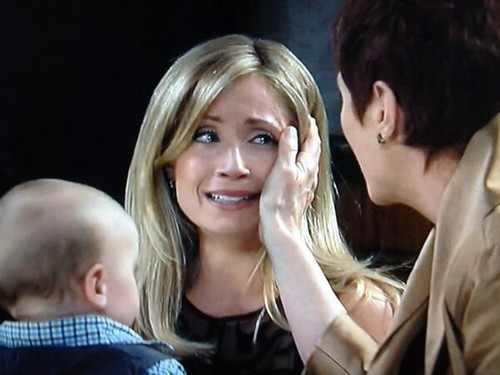 General Hospital Spoilers March 24-28: Will Britt Lose Nikolas and Have To Hand Baby Ben Over To Dante And Lulu?
