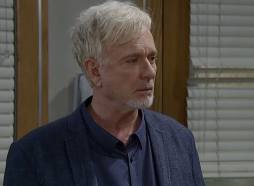 General Hospital Spoilers: Fake Luke Theory - If Fluke Is Bill Eckert, Could Levi Be His Son Sly Eckert?