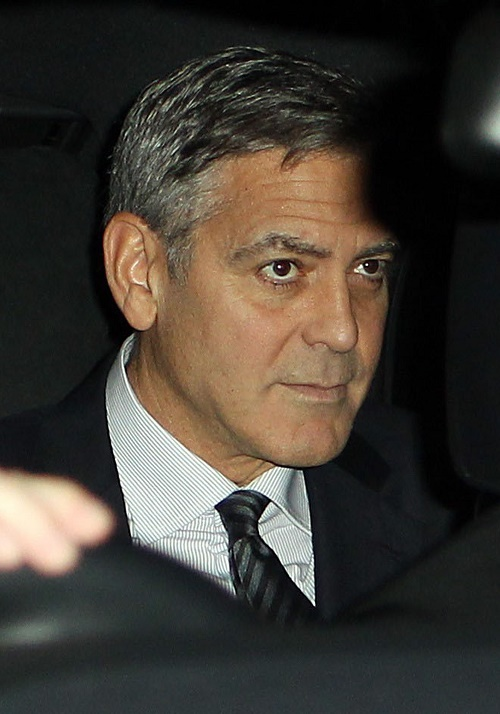 George Clooney, Amal Alamuddin Marriage Woes: Age Difference Making Clooney Question His Looks - Contemplating Plastic Surgery!