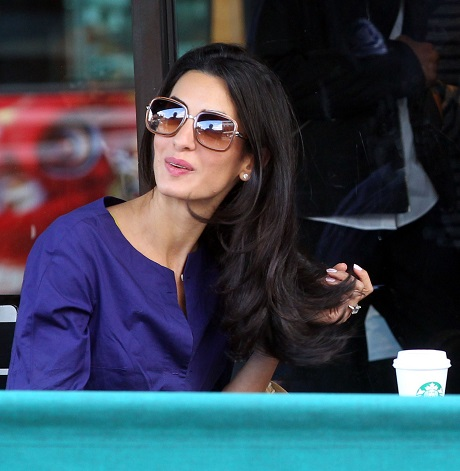 George Clooney And Amal Alamuddin Wedding All Set To Go: Couple Receives Marriage License - Italian Ceremony Will Be Grand!