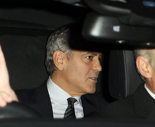 George Clooney Blasts Hollywood Elite After They Refuse To Take Stand Against North Korea Sony Hacking - They're Cowards!