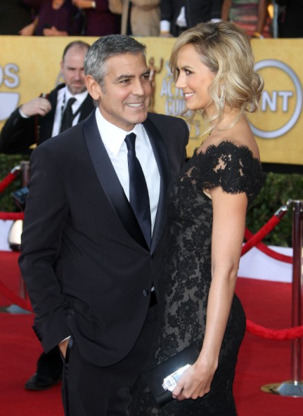 George Clooney Kicked Stacy Keibler Out Of House With $10 Million In Prize Money 0711