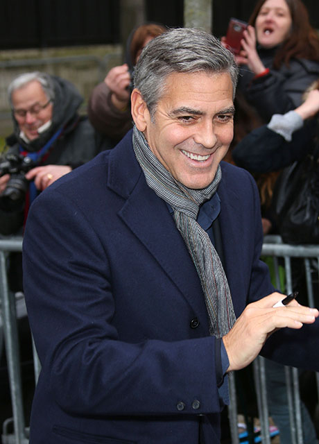 George Clooney's Future Wife Amal Alamuddin Was An Advisor To The Evil Dictator Of Bahrain!