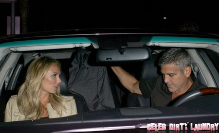 Report: George Clooney and Stacey Keibler Break Up Imminent