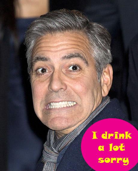 George Clooney Explodes On Steven Wynn In Drunken Rage After The Hotel Tycoon Blasts President Obama!