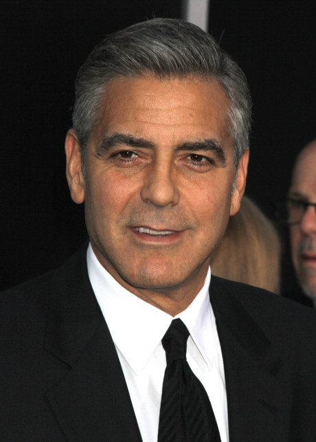 """George Clooney Hooking Up With """"Croatian Sensation"""" Monika Jakisic -- Totally OVER Ex Stacy Keibler!"""