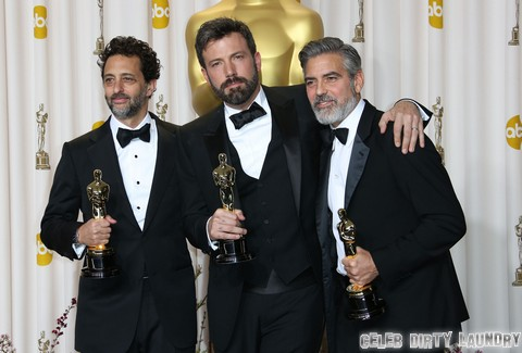 George Clooney Jealous of Ben Affleck's Youthful Looks and Hot Women