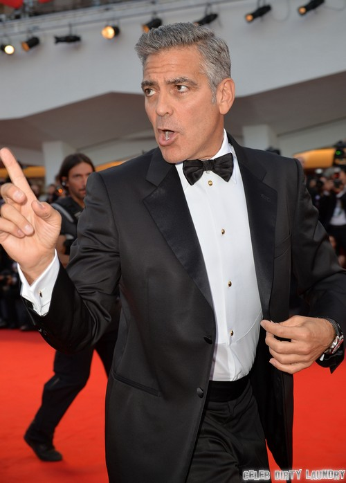 "George Clooney Slams Leonardo DiCaprio, Calls His ""Pussy Posse"" Sycophants"