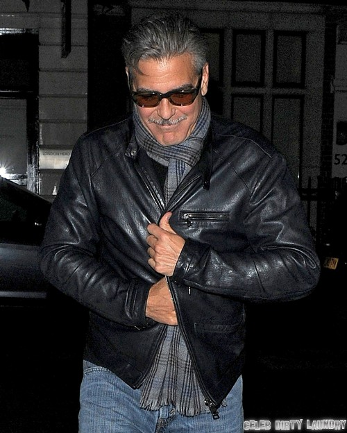 George Clooney's Next Girlfriend - And The Lucky Lady Is...
