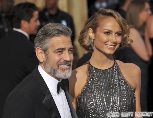 George Clooney and Stacy Keibler's Open Relationship – They Both See Others!