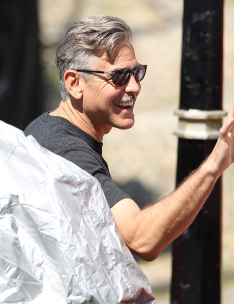 George Clooney & Stacy Keibler Split: She Wanted Children and George Definitely Didn't!