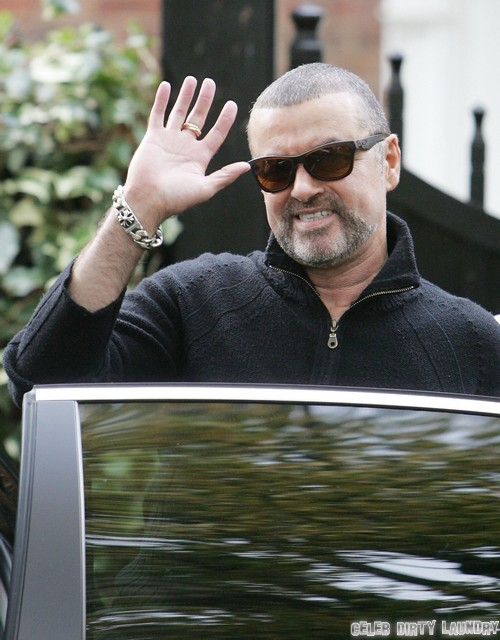 George Michael Car Crash Head Injury - Airlifted To Hospital Emergency