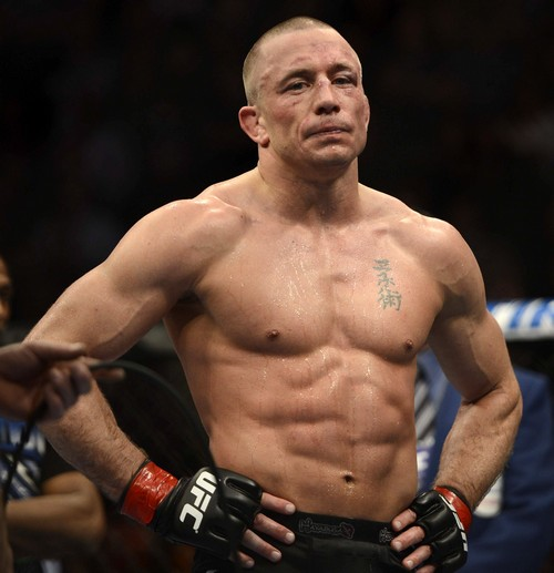 UFC Champion Georges St. Pierre Trying To Convince Pregnant Girlfriend Not Have Their Baby
