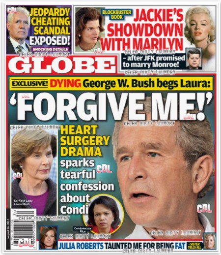 George W. Bush and Condoleezza Rice Intimate Affair - Former President Begs Forgiveness From Laura Bush
