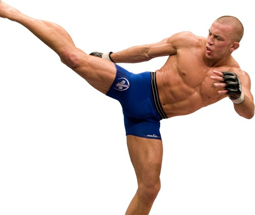 Georges St-Pierre Rushing To Montreal To Visit Baby Mama and Convince Her to Stop Pregnancy