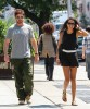 Gerard Butler Out With A Mystery Woman In NYC