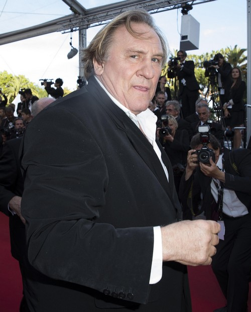 "Gerard Depardieu Gay Male Prostitute, Grave Robber: French Actor's New Tell-All Book ""It Happened Like That"""