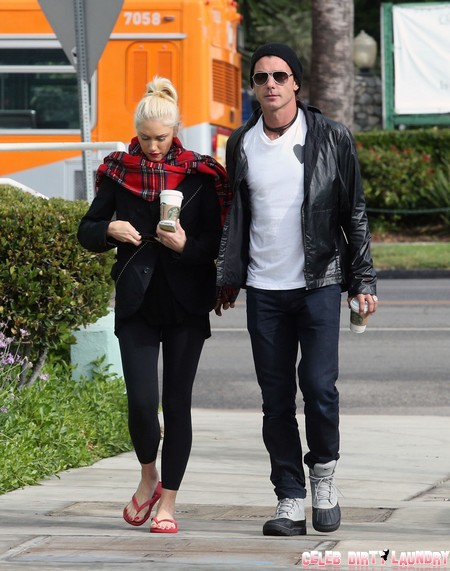 Gwen Stefani and Gavin Rossdale Marriage Therapy Last Ditch Effort