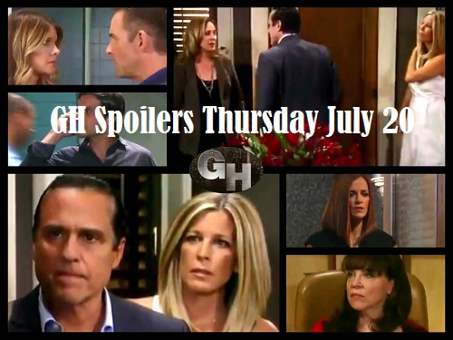 General Hospital Spoilers: Thursday, July 20 – Sonny Races to Find Spencer – Nina Feels Torn – Obrecht Rattles Hayden