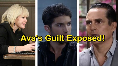 General Hospital Spoilers: Sonny Puts Ava In The Hot Seat, Involvement In Morgan's Death Exposed