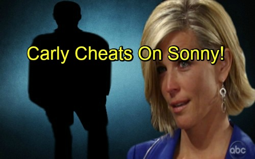 General Hospital Spoilers: Carly Cheating Shocker - Grief Over Morgan and Rage At Sonny Drive Her Right Into Another Man's Arms