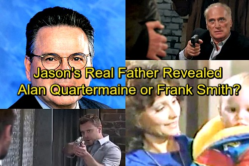 General Hospital Spoilers: Who Is Jason Morgan's Real Father – Dr. Alan Quartermaine or Mobster Frank Smith?