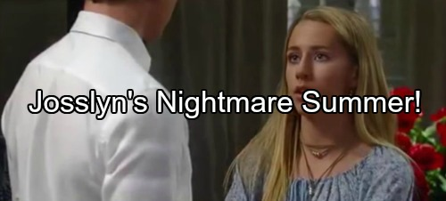 General Hospital Spoilers: Carly Furious Over Josslyn's Path of Destruction – Out of Control Teen Hooks Up, Gets Arrested