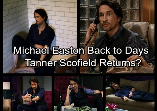 Days of Our Lives Spoilers: General Hospital Star Headed to DOOL, Ron Carlivati Wants Michael Easton Back in Salem