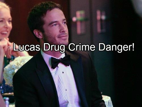 General Hospital (GH) Spoilers: Lucas Leaves Nurses Ball, Witnesses Drug Crime – Is Finn Guilty - Franco Plays Hero