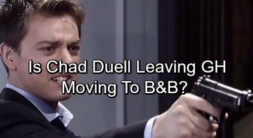 General Hospital Spoilers: Chad Duell Leaving GH – Joining Cast of The Bold the Beautiful With Girlfriend Courtney Hope