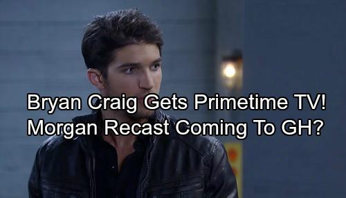 General Hospital Spoilers: Bryan Craig Leaves Daytime TV For CW's 'Valor' – Morgan Recast to Meet Steve Burton's Character?