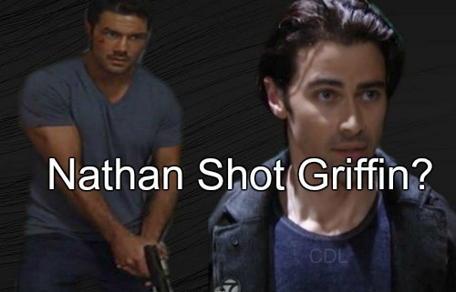 General Hospital (GH) Spoilers: Stunned Nathan Figures Out Who Griffin Really Is - Did He Shoot Him?
