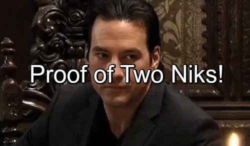'General Hospital' Spoilers: Proof of Nikolas Evil Twin - Tattoo Change Shows Second Nik or Major GH Production Error