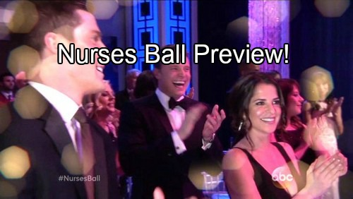 general hospital gh spoilers nurse�s ball death and