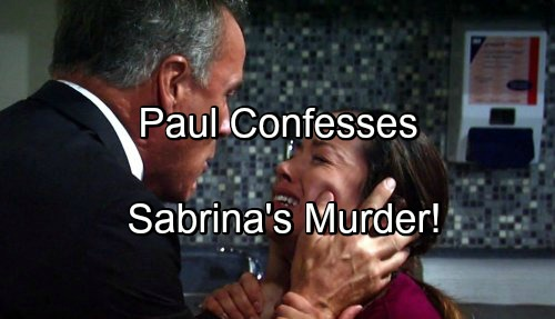 'General Hospital' Spoilers: Paul Confesses to Tracy He Murdered Sabrina - Tormented by Killing Innocent Nurse