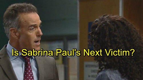General Hospital Spoilers: GH Serial Killer Paul Murders Sabrina - Happy Nursing Job News Turns To Tragedy?